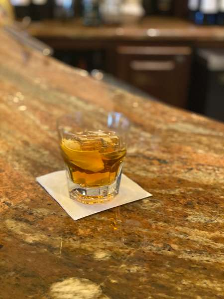 Cocktail Suggestion: The Godfather