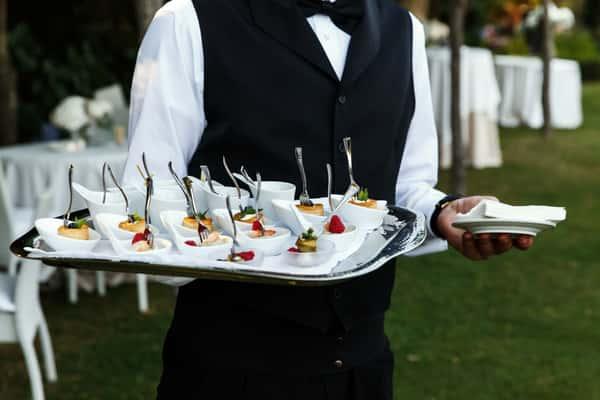 catering waiter