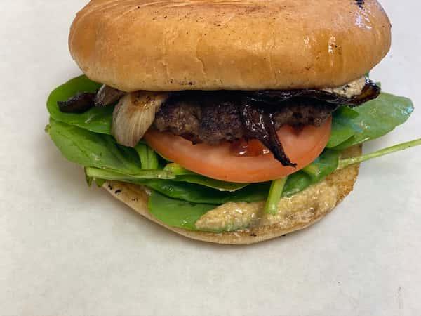 #5 Professor Burger