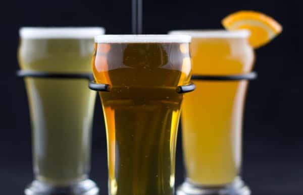 Beer and Wine Flights