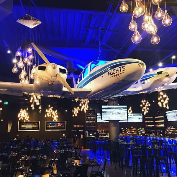 Flights Las Vegas Airplane