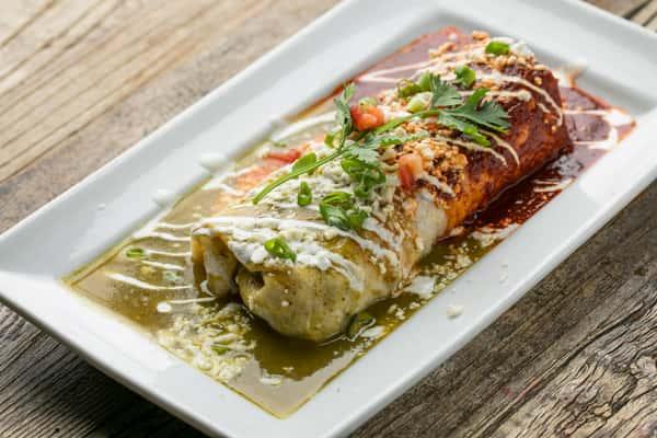 Mojado Burrito