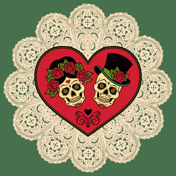 Calavera Skulls