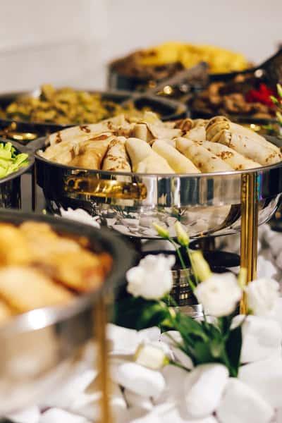 food-setup