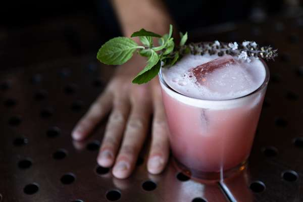 Chef's Cocktail