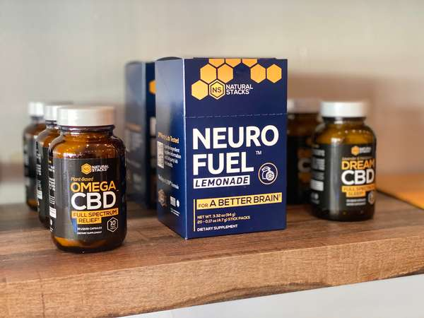 Neuro Fuel and CBD