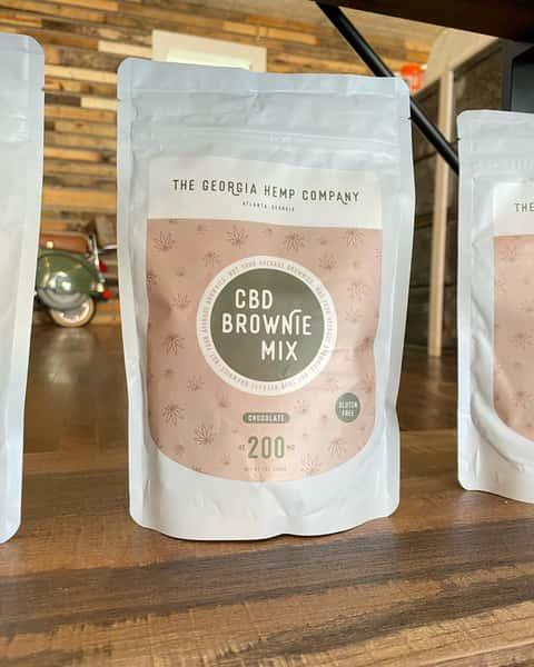 CBD Brownie Mix