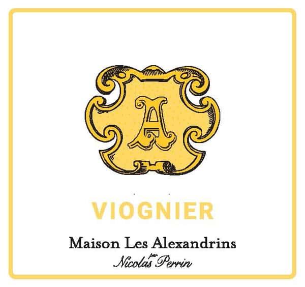 Maison Les Alexandrins Viognier 2018, Rhône Valley