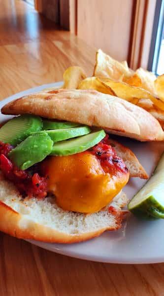 Southwest Chicken Sandwich