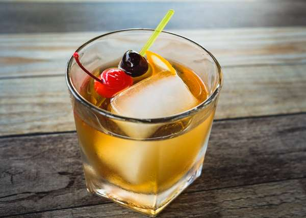 Classy Old Fashioned