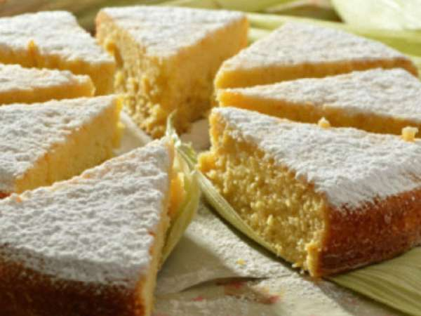 Pastel de Elote (Mexican Sweet Corn Cake)