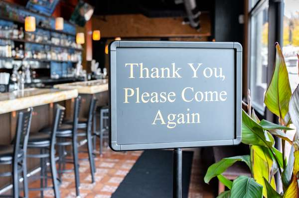 Print Exit Sign