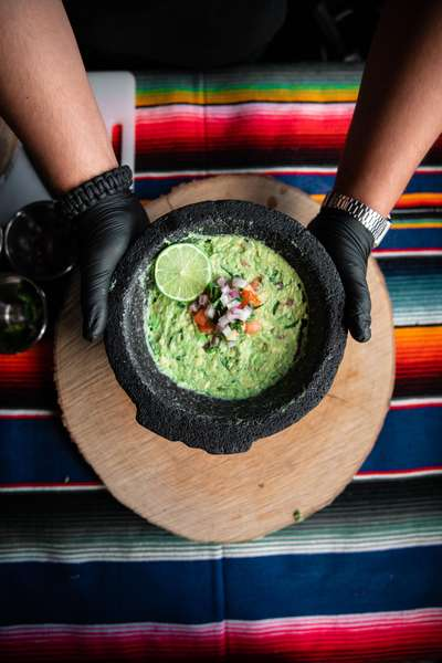 Table Side Guac 2