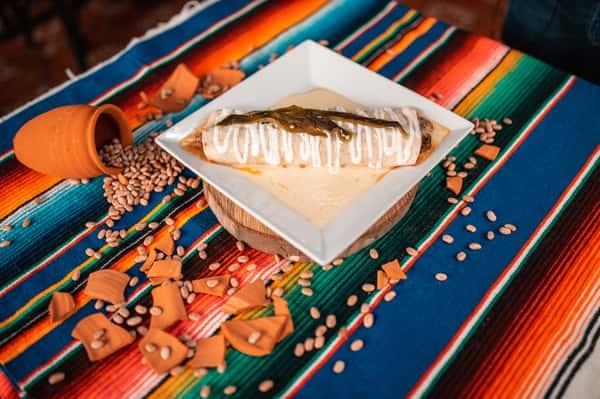 Philly Steak Burrito 1
