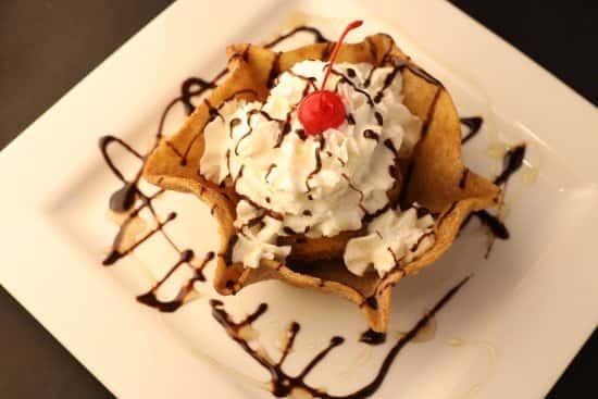 Fried Ice Cream