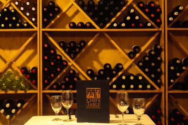 cellar wine