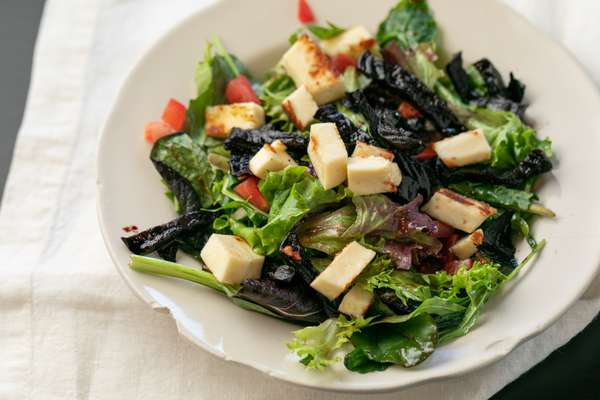 Roasted Beet and Grilled Paneer