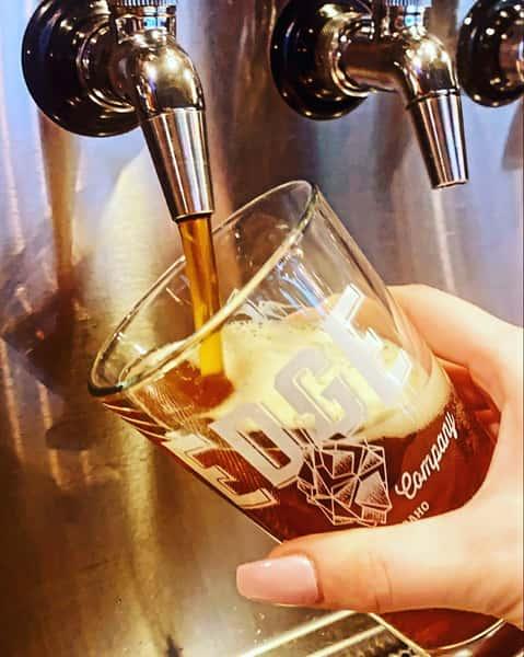 Edge beer tap