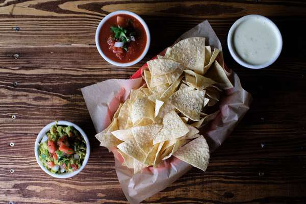 House Chips & Salsa