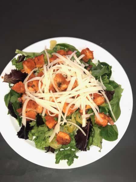 Buffalo Chicken Salad (Hot!)