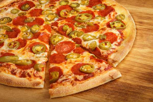 Large Pizza with 2 Toppings $5.99