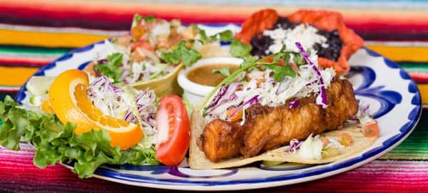 Ensenada Fish Tacos