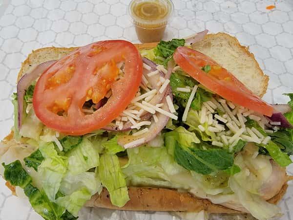 Italiano Chicken Sandwich
