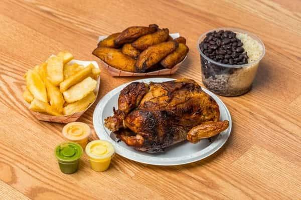 #TeamTrees Family Platter Meal