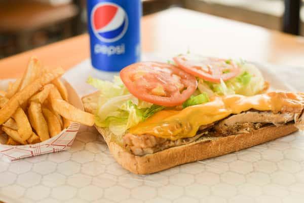 American Chicken Sandwich