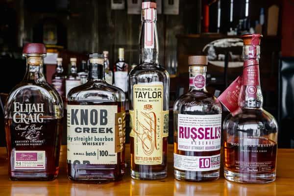 kentucky whiskies