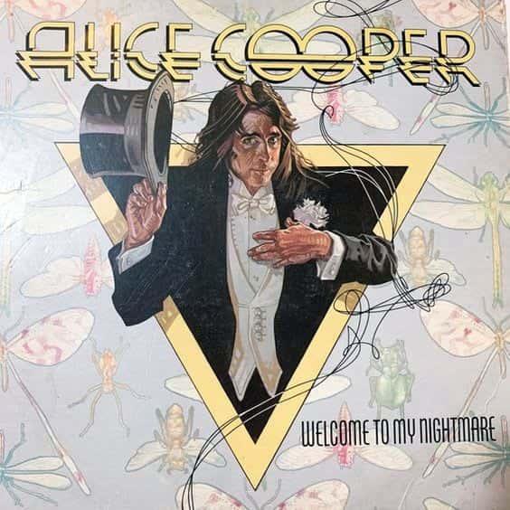 alice cooper album cover