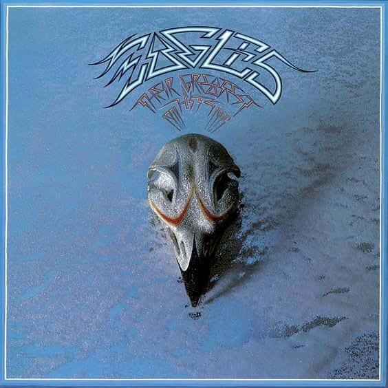 the eagles album cover