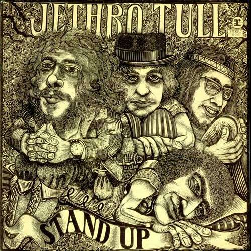 jethro tull album cover
