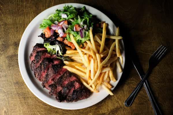 Steak & Fries*