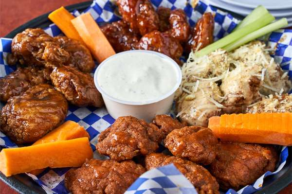 Wings - Traditional (Bone-In) or Boneless