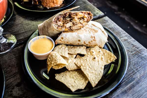 Loca Maria Burrito