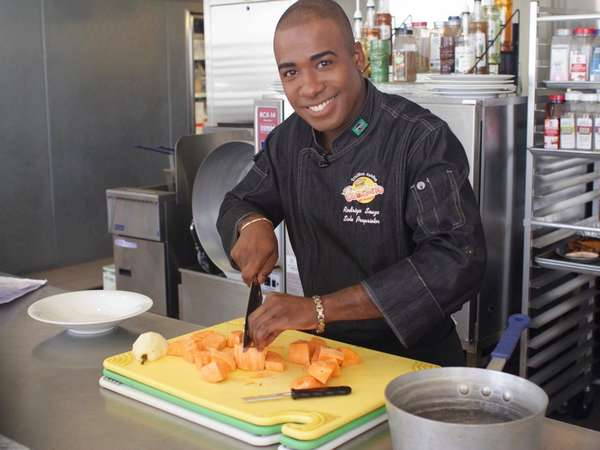 Rodrigo Comeketo, head chef