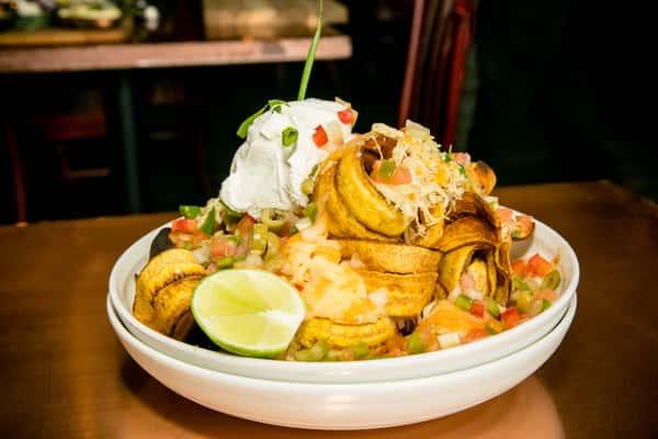 Brazilian nachos