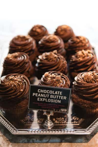 Chocolate PB Explosion