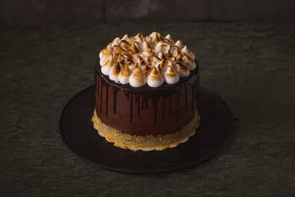 S'mores Cake