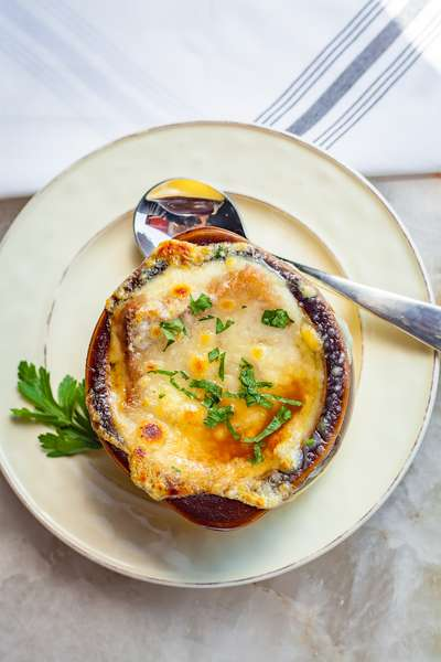 Seasonal Daily Soup_French Onioin