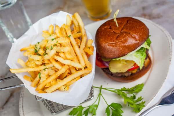 BBQ Spice Burger