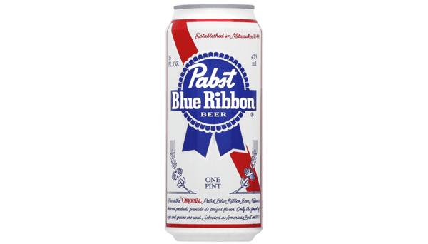 Pabst Blue Ribbon (4.7%) [16oz CAN]
