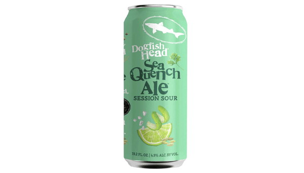 """Dogfish Head """"Sea Quench"""" (4.9%) [12oz CAN]"""