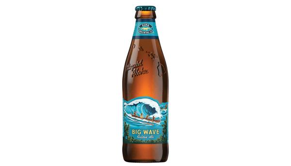 Big Wave Golden Ale (4.4%)
