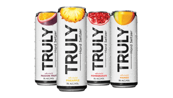 Truly Hard Seltzer Water