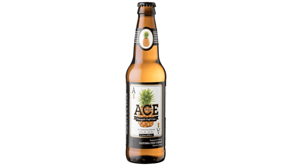 Ace Cider Pineapple Cider (5%) [12oz BOTTLE]