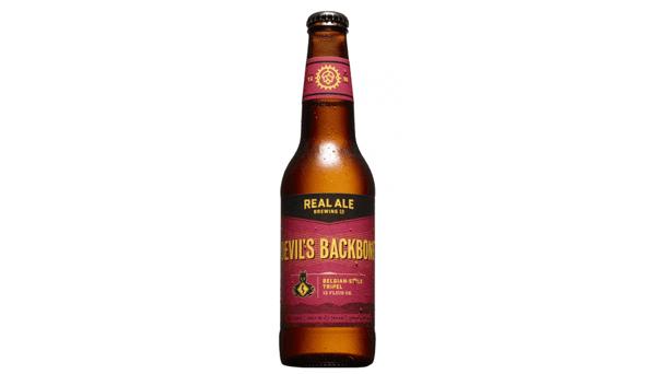"""Real Ale """"Devil's Backbone"""" (8.1%) [12oz BOTTLE]"""