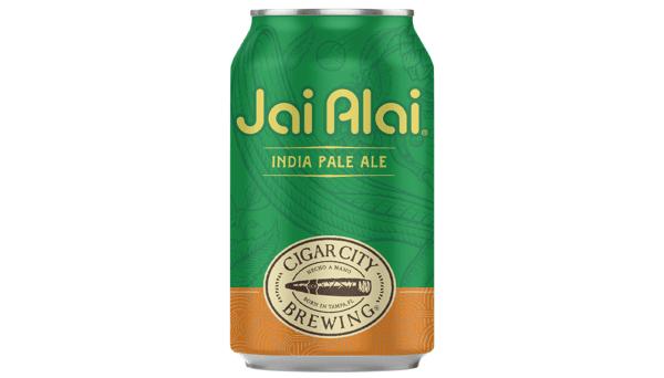 "Cigar City ""Jai Alai"" IPA (7.5%)"