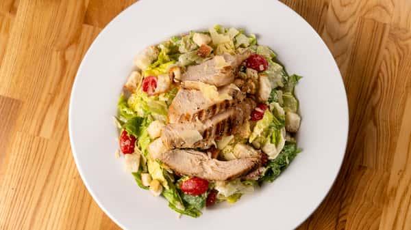 Fire-Grilled Chicken Caesar
